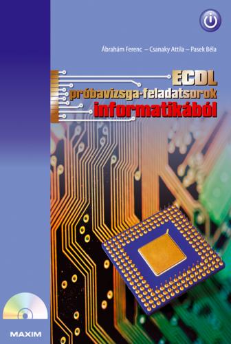 ECDL próbavizsga-feladatsorok informatikából -  pdf epub