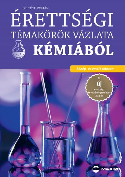 Érettségi témakörök vázlata kémiából - közép- és emelt szinten