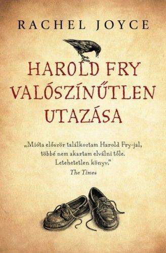 Harold Fry valószínűtlen utazása - kemény