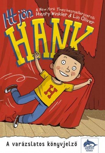 Itt jön Hank - A varázslatos könyvjelző