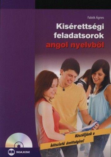 Kisérettségi feladatsorok angol nyelvből (CD melléklettel)
