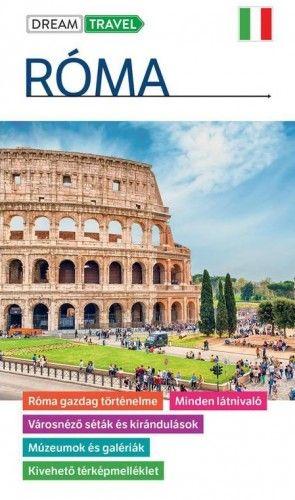 Róma útikönyv - kivehető térképmelléklettel
