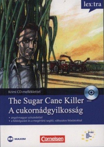 The Sugar Cane Killer - A cukornádgyilkosság - CD melléklettel