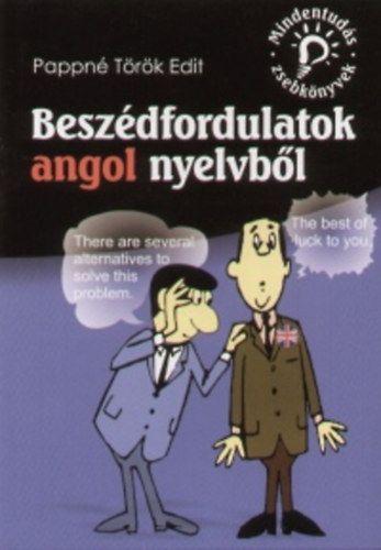 Beszédfordulatok angol nyelvből