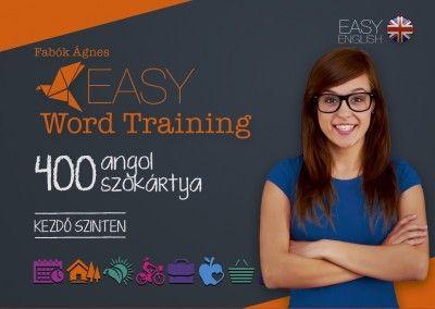 Easy Wordtraining - 400 angol szókártya - Kezdő szinten