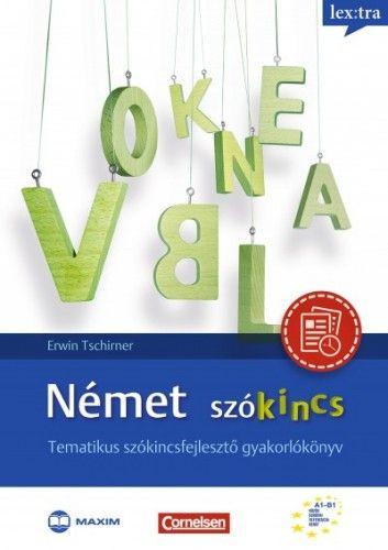 Német szókincs - Tematikus szókincsfejlesztő gyakorlókönyv
