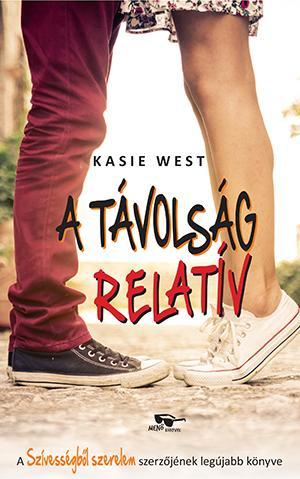 A távolság relatív - Kasie West pdf epub