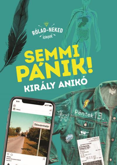 Semmi pánik! - Király Anikó pdf epub