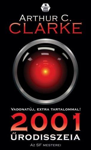 2001 Űrodisszeia - Arthur C. Clarke |