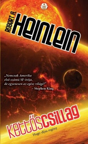 Kettős csillag - Robert Anson Heinlein pdf epub