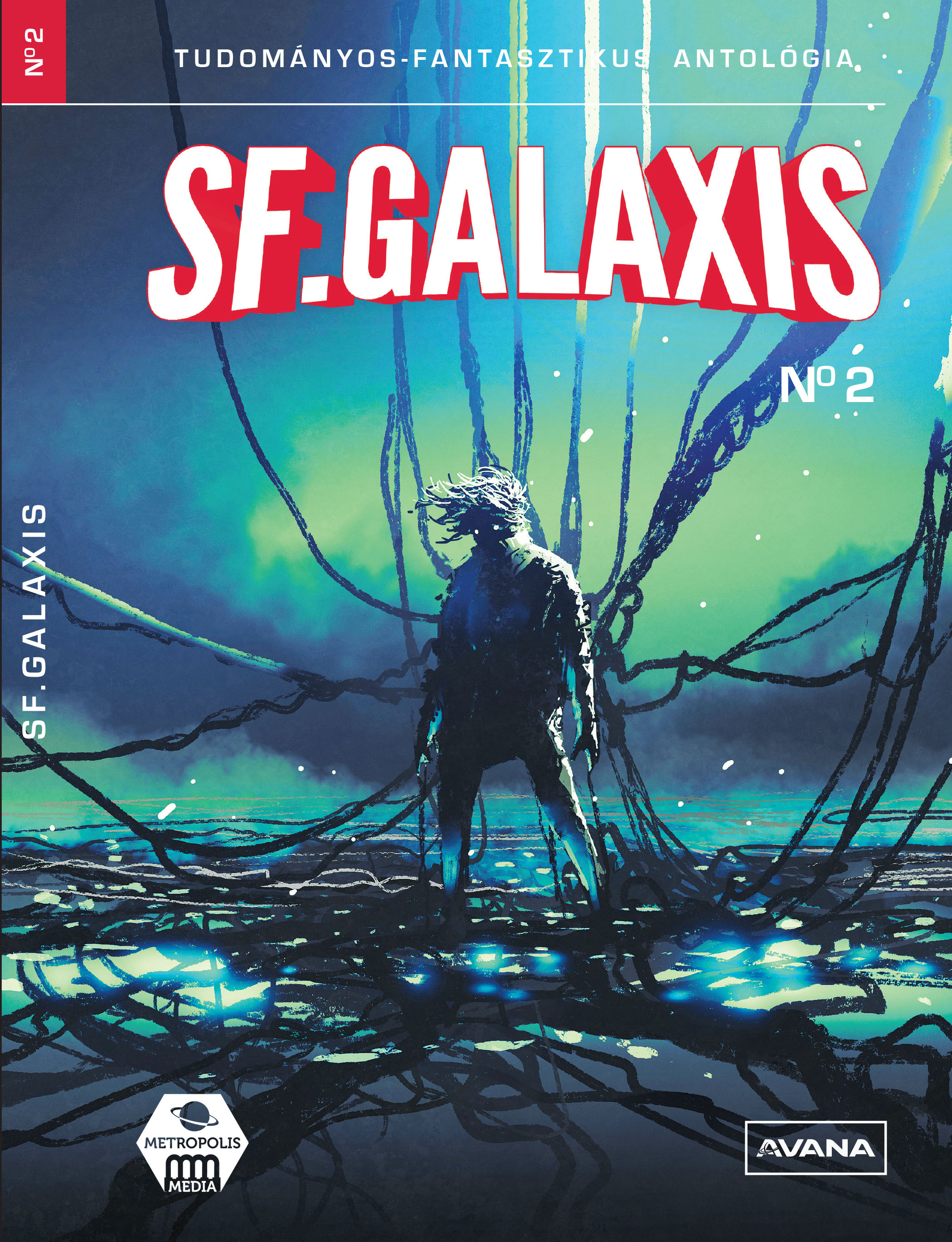 SF. Galaxis 2 -  pdf epub