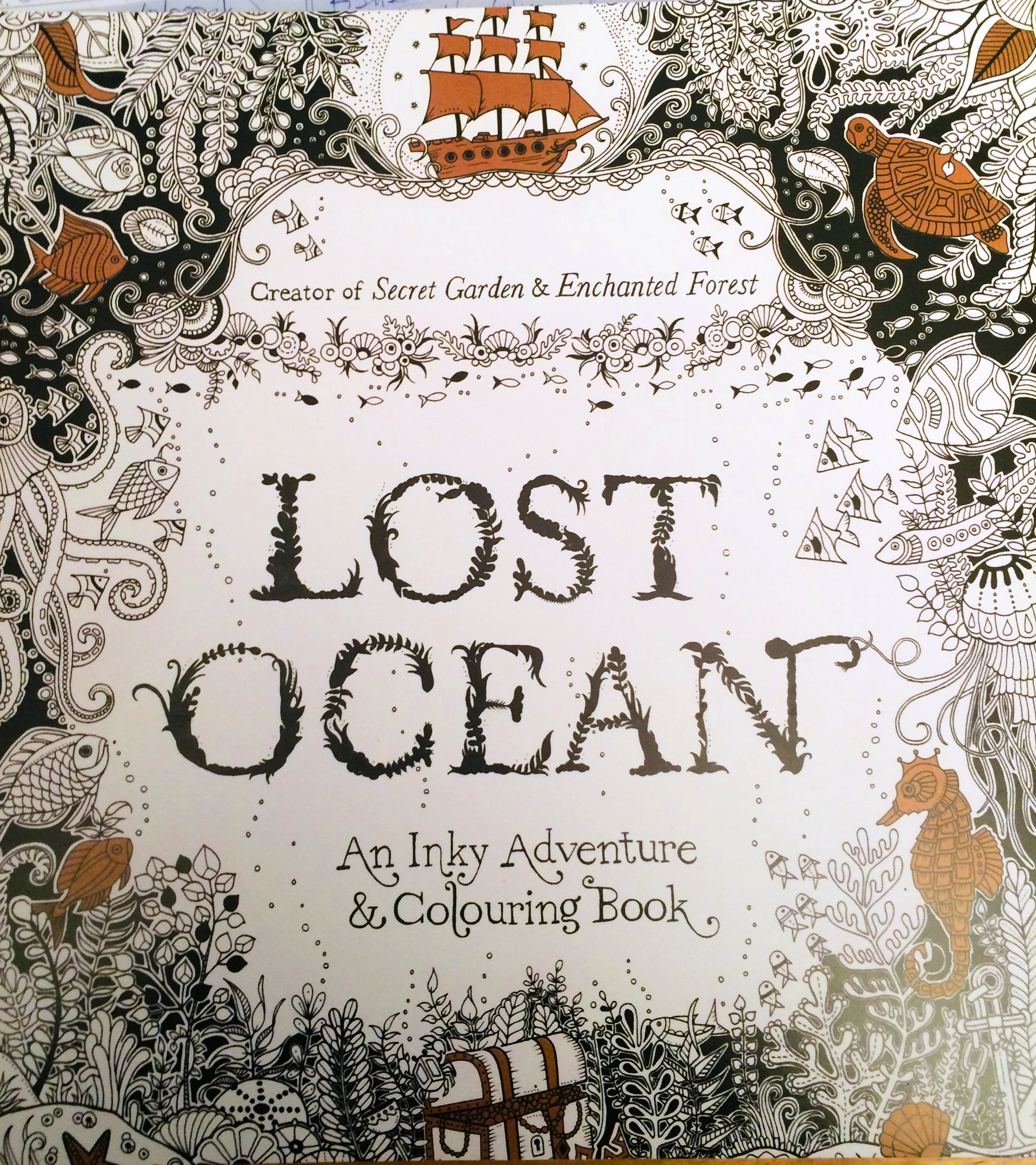Lost Ocean -  pdf epub