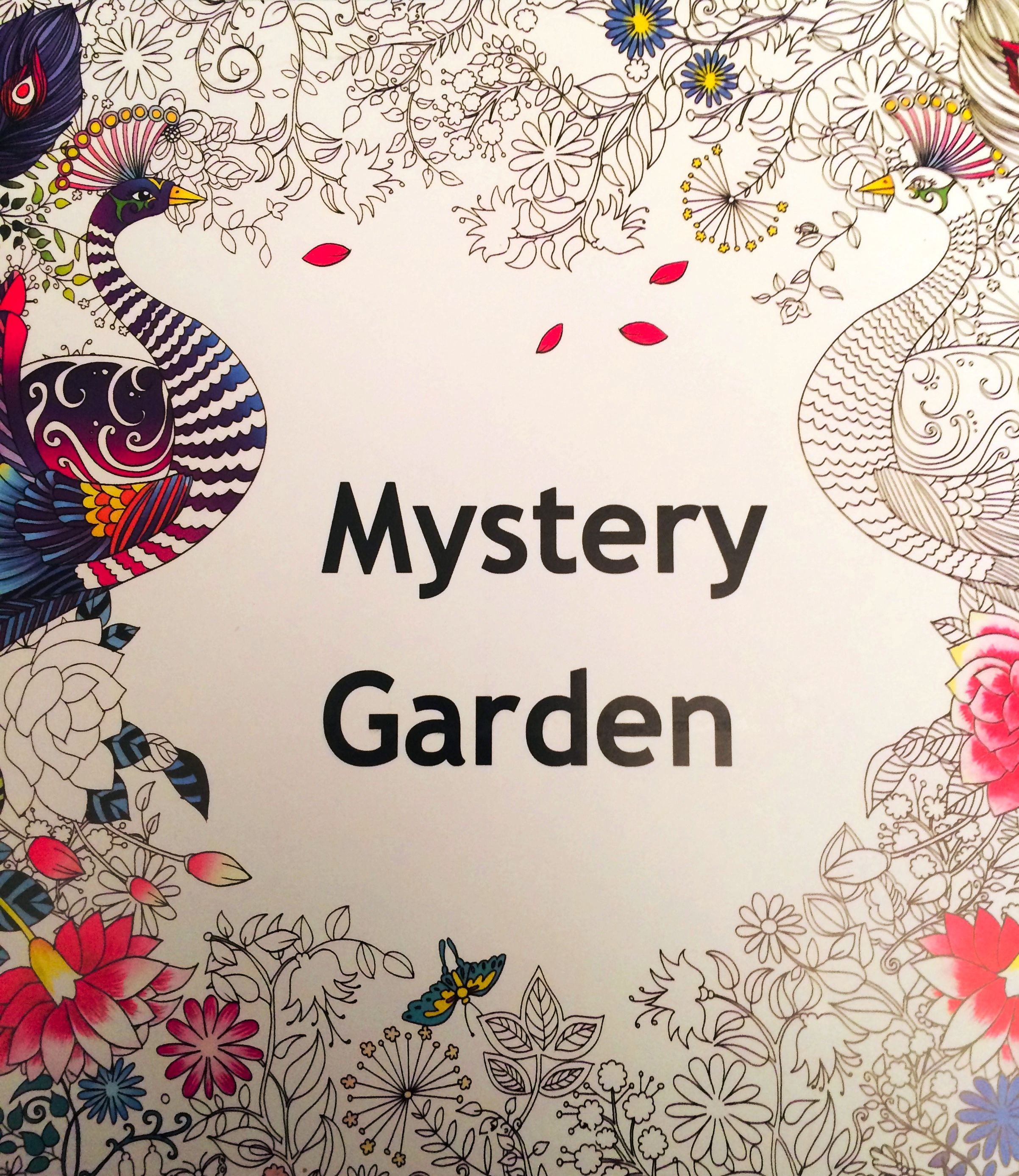 Mystery Garden -  pdf epub