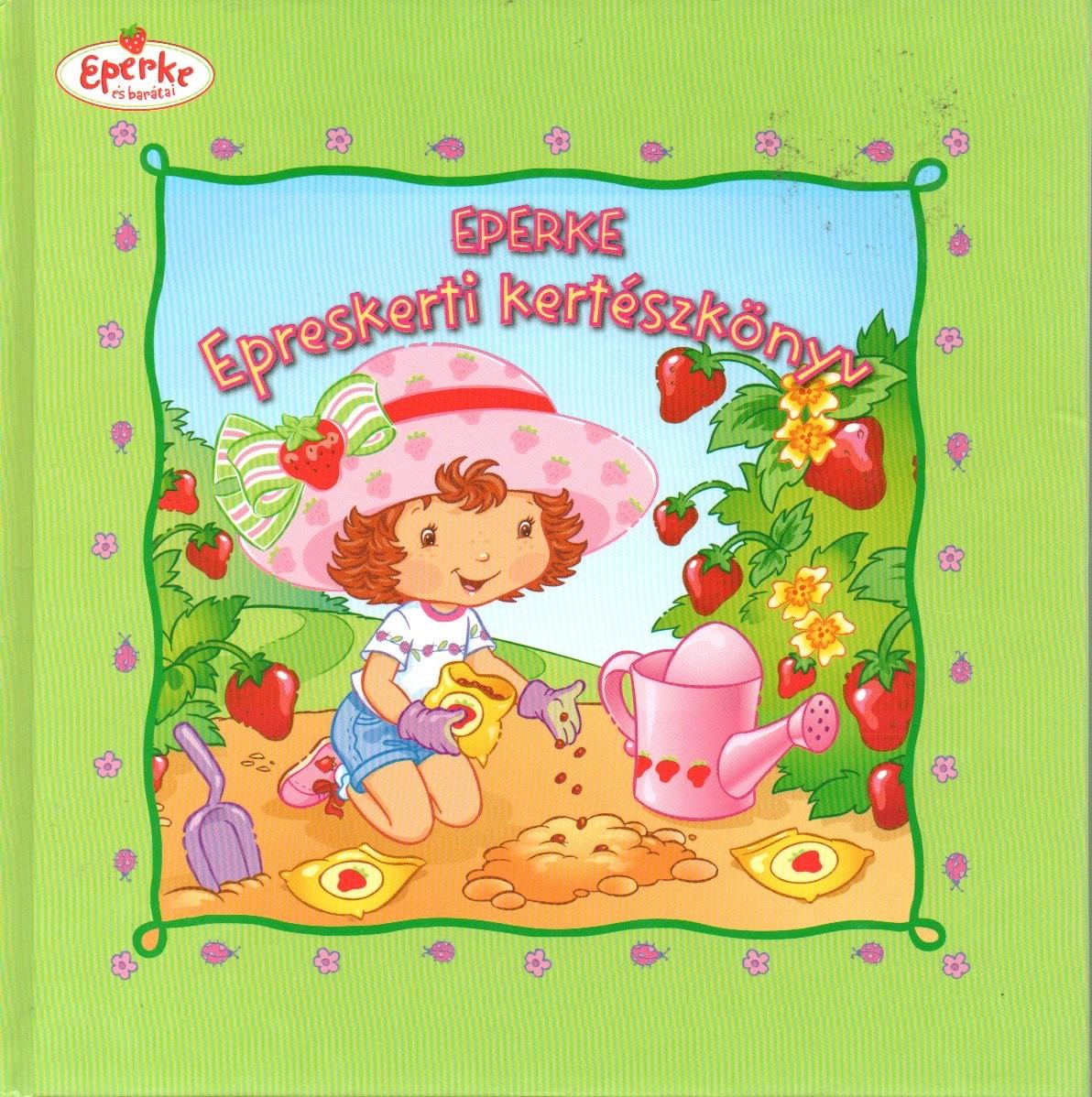 Eperke - Epreskerti kertészkönyv