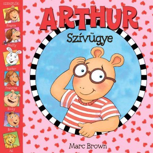 Arthur szívügye - Marc Brown pdf epub