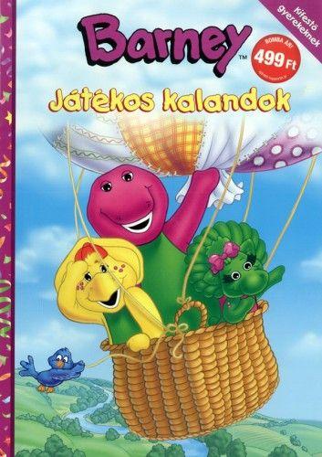 Barney - Játékos kalandok