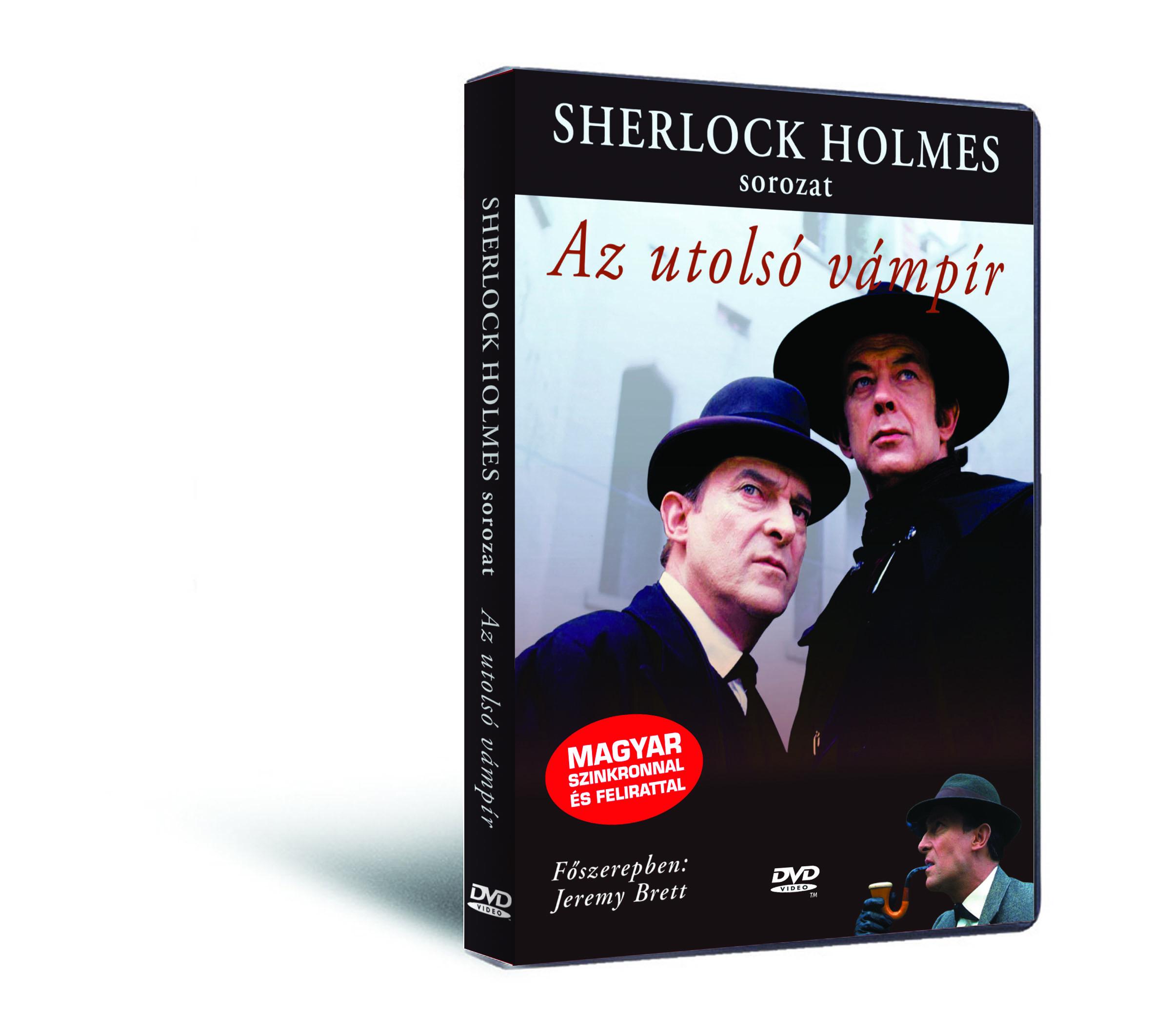 Sherlock Holmes - Utolsó vámpír - DVD
