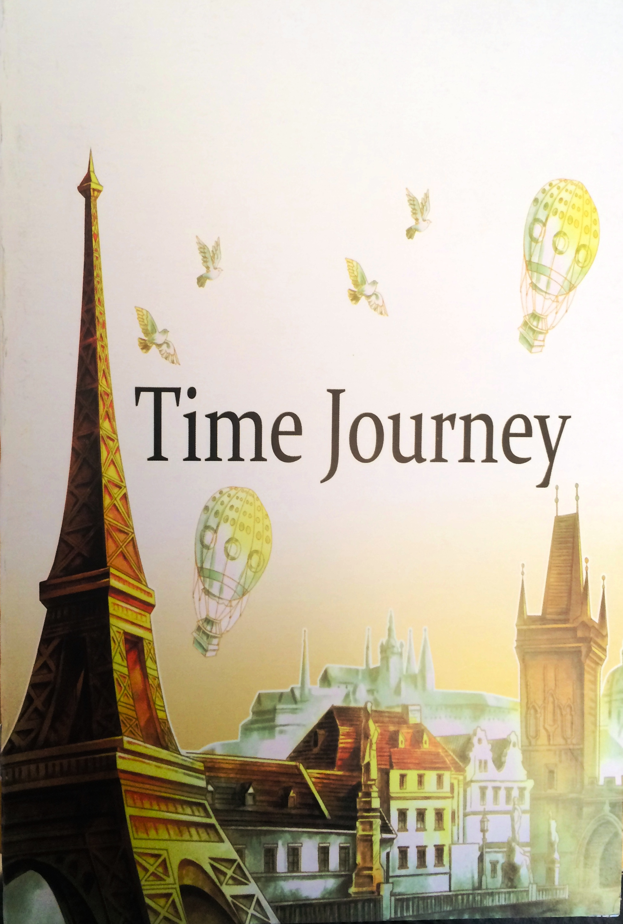 Time Journey -  pdf epub