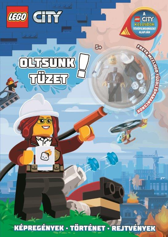 Lego City - Oltsunk tüzet!