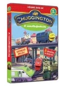Chuggington 3. - A vonatbajnokság - DVD