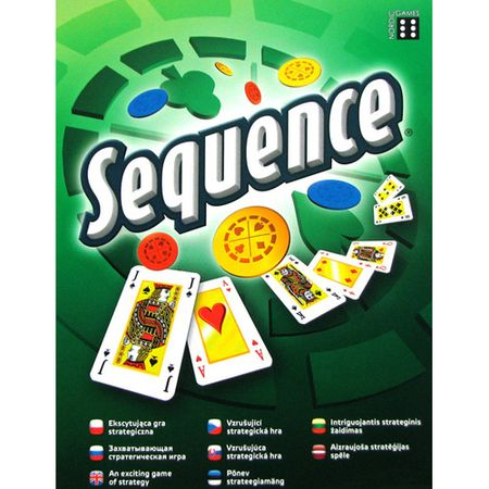 Sequence társasjáték -  pdf epub
