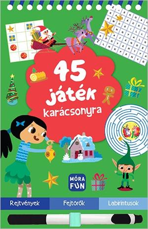 45 játék - Karácsonyra