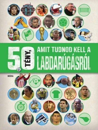 50 tény, amit tudnod kell a labdarúgásról - Aidan Radnedge pdf epub