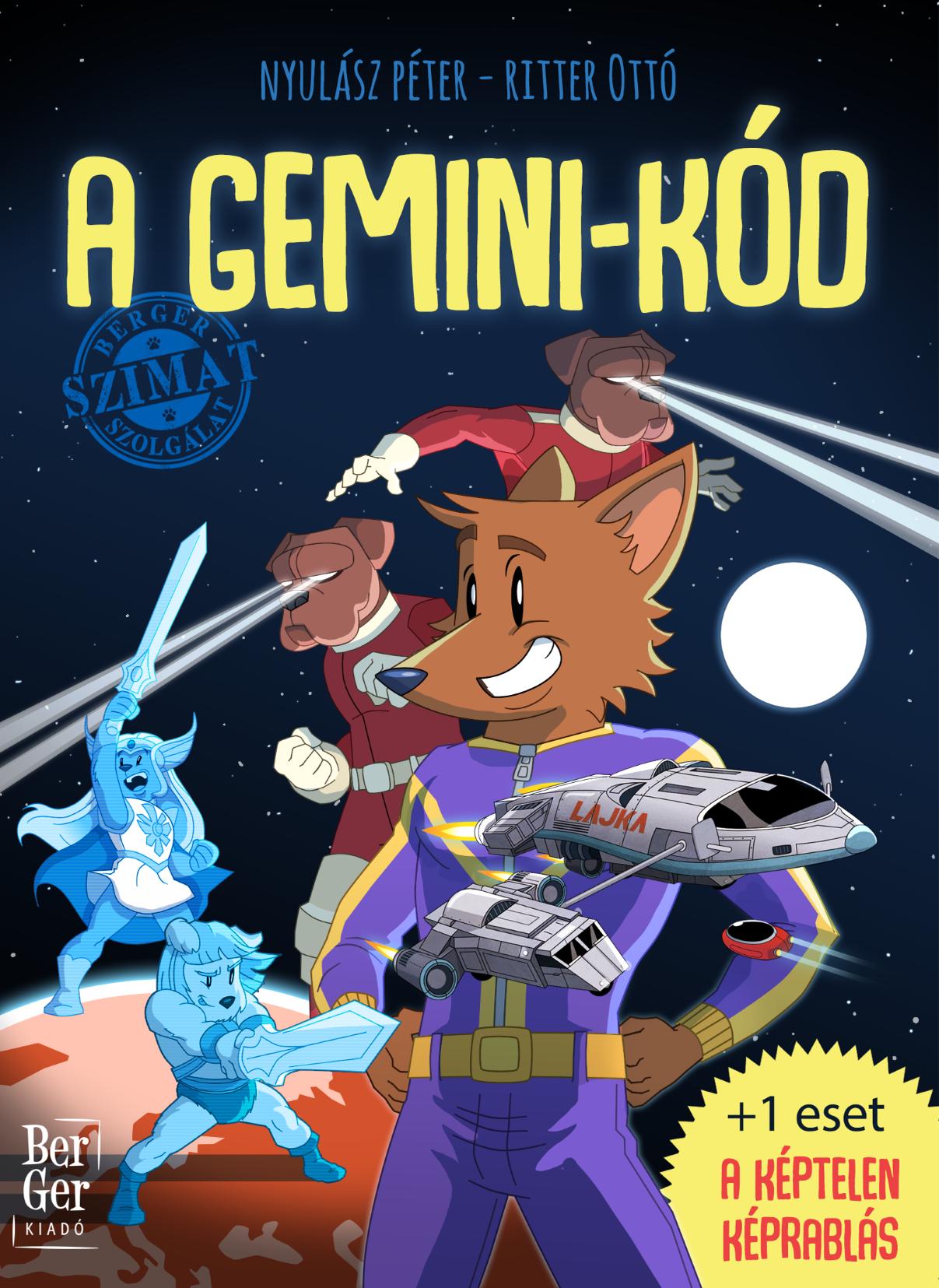 A Gemini kód