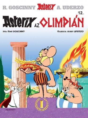 Asterix 12. - Asterix az olimpián - René Goscinny pdf epub