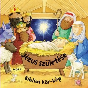 Jézus születése - Bibliai kör-kép