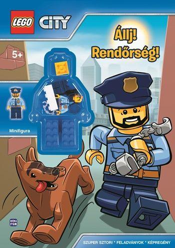 LEGO City - Állj, rendőrség!