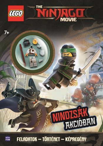 LEGO Ninjago Movie - Nindzsák akcióban