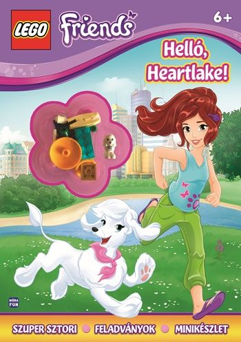 Lego Friends - Helló, Heartlake!