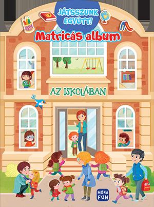 Az iskolában - Játsszunk együtt! -  pdf epub