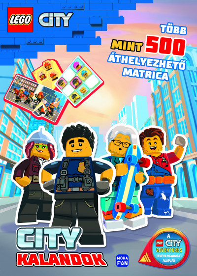 Lego City - City kalandok