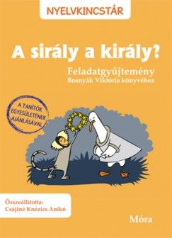 A sirály a király? - Feladatgyűjtemény Bosnyák Viktória könyvéhez - Csájiné Knézics Anikó pdf epub