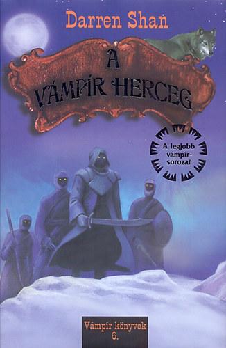 A Vámpír Herceg - Darren Shan pdf epub