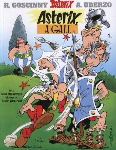 Asterix 1. - Asterix, a gall