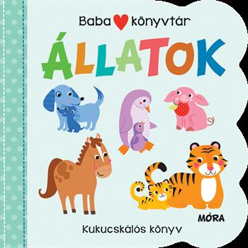 Babakönyvtár - Állatok