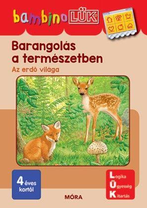 Barangolás a természetben - BambinoLÜK -  pdf epub