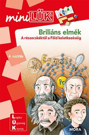 Briliáns elmék - MiniLÜK -  pdf epub