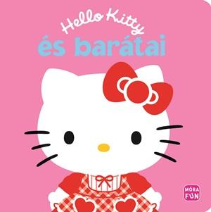 Hello Kitty és barátai pancsolókönyv