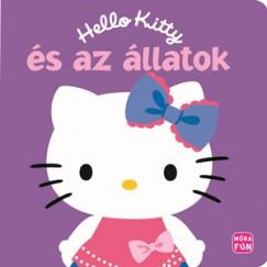 Hello Kitty és az állatok