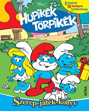 Hupikék Törpikék - Szerep - játék - könyv