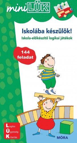 Iskolába készülök - MiniLÜK -  pdf epub