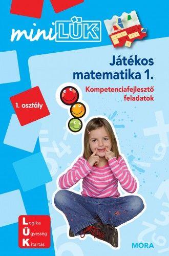 Játékos matematika 1. - MiniLÜK
