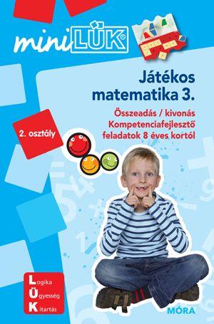 Játékos matematika 3. - MiniLük