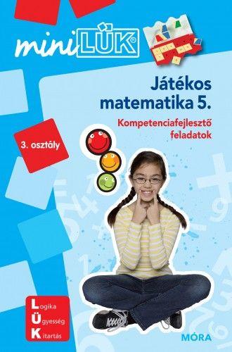 Játékos matematika 5. - MiniLÜK -  pdf epub