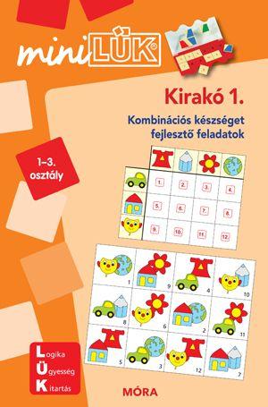 Kirakó 1. 1-3. osztály - MiniLÜK