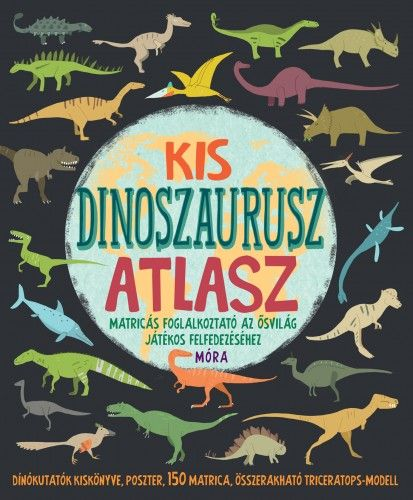 Kis dinoszaurusz atlasz -  pdf epub